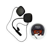 Wholesale earphone headset bluetooth car resale online - Motorcycle Wireless Bluetooth Headset Helmet Earphone Headphone Speaker Handsfree Music For MP3 MP4 Smartphone car