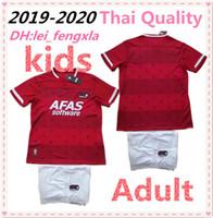 Wholesale thai kits for sale - Group buy 19 Adult and Kids Kit Soccer Jerseys Home AZ Alkmaar Football Jersey Thai Quality Football Shirt AZ Alkmaar Jersey
