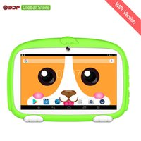 Wholesale tablet pc core 9.7 inch quad for sale - Group buy 7 Inch Tab Pc Children kids learning Tablet Pc Android System Quad Core Installed Best gifts for Children inch Tablets