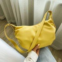 Wholesale casual sling bag for women resale online - Luxury Handbags Women Bags Designer Fashion Crossbody Bags for Women Summer Casual Hobos Shoulder Bag Shopper Sling