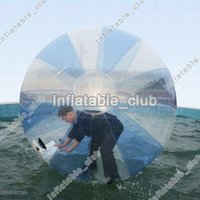 Wholesale toys lowest prices for sale - Group buy Low Price Inflatable Toy Ball Popular Water Equipment Walk On Water Ball M Diameter Water Roller Ball For Kids And Adults