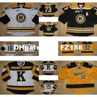 2017 Mens Frontenacs OHL Hockey Jersey 18 Hutchinson 73 Mazurek 15 Marc  Beckstead 32 Palazzese Hockey Cheap Jerseys any name NO. Goalit Cut 6fd5dcde1