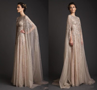 c7b287487b7b krikor jabotian formal dress tulle Canada - New Krikor Jabotian Mother Dresses  Formal Evening Wear Arabic