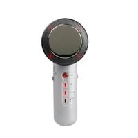 massageador celulite infravermelho venda por atacado-2018 Ultrasound Cavitação Ems Emagrecimento Corporal Perda de Peso Anti-celulite Queimador de Gordura Galvânica Infrared Ultrasonic Massager SH190706
