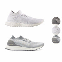 407fac1a24b Wholesale ultra boost uncaged shoes online - 2019 Ultra Boost Uncaged  Triple White Triple Black Matte
