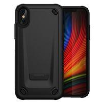 ingrosso casi di cellulare di alta qualità-Per iPhone Xs Max Xr 8 Plus 7 Heavy Duty Armor Custodia protettiva per cellulare Custodia protettiva di alta qualità