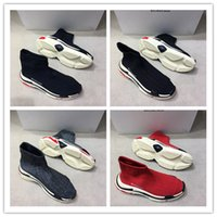 Wholesale korean cushions resale online - Triple S Air cushioned Casualshoes Luxury Paris Old Dad Korean fashion shoes a generation of and retailSneakersBalencia256