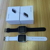 ingrosso zte sim card-Smart Watch X6 Smartwatch con supporto per schermo curvo touch della fotocamera SIM TF Card Orologio da polso Bluetooth per ZTE Huawei Samsung Android Phone