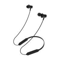 auriculares auriculares bajos iphone al por mayor-Auriculares Bluetooth Auriculares inalámbricos para correr Deportes Bajo Sonido Teléfono inalámbrico con micrófono para Iphone Auriculares Xiaomi