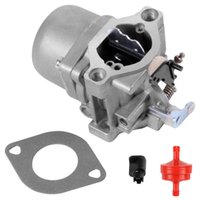 karbüratör contaları toptan satış-ZYHW Karbüratör carb Değiştirme Briggs Stratton Motorlar için 285707,289707,28B705, Conta + Yakıt Filtresi MODA ile 28M707