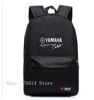 motosiklet seyahat sırt çantası toptan satış-Yamaha için toptan Yeni Sırt Çantası Motosiklet Sürme Eğlence seyahat çantası Çok Fonksiyonlu Dağ bisikleti Açık spor sırt çantası