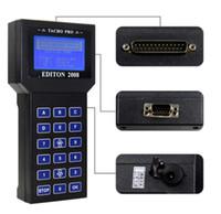 mazda kilometre sayacı düzeltmesi toptan satış-EEPROM Programlama TACHO PRO Plus V2008 Temmuz Oto Programcı Kilometre SayacıMileage Düzeltme Tacho Pro 2008