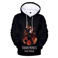 coole kinder kapuzenpullis großhandel-Shawn Mendes Drucken 3D Hoodies Sweatshirt Mode Hip Hop cool Eltern Kind Hoodies Pullover Casual Hipster Herbst / Winter Kinder