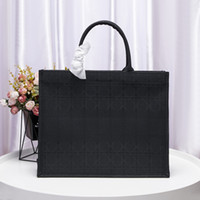 Wholesale green laptops for sale - Group buy Top sale Shopping Bag canvas leather high quality briefcase famous fashion casual totes Needle embroidery women handbags Laptop bag