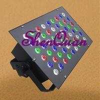 amerikanische dj bühnenlicht großhandel-American DJ Par Profil Par LED System Bühnenbeleuchtung, RGBW LED Par Licht, Bühneneffektlicht