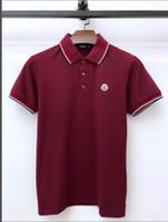 ingrosso stili coreani per gli uomini-nuovo stile moncle men'ssummer nuovi prodotti moda colore versione coreana della coreana a maniche corte T-shirt