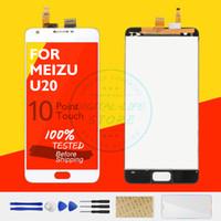 ltps lcd großhandel-LTPS IPS LCD für Meizu U20 LCD-Display Touchscreen 5,5