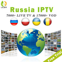 Wholesale mag iptv resale online - usa iptv abonnement uk netherlands italy poland germany channels list live VOD IPTV subscription for xiaomi mi box mag x96 smart