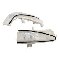 зеркало заднего вида для автомобилей оптовых-2шт боковое зеркало светодиодная лампа автомобиля зеркало заднего вида указатель поворота для Honda Civic 2006 2007 2008 2009 2010 2011