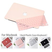 Wholesale 15inch laptops resale online - Protective Laptop Shell For Macbook Pro inch Protective Matte Hard Plastic Case Keyboard For Mac Notebook Cover