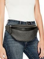 Wholesale men european shoulder bags for sale - Group buy new fashion women waist pack pu leather brand men waist pack small BAG60