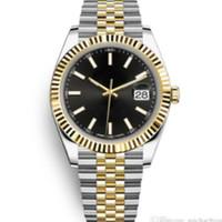 часы для воды оптовых-Top Luxury Мужские часы Автоматические механические роскошные мужские часы Luminous Business Datejust Self-wind Водонепроницаемые часы