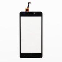 celular c3 venda por atacado-Lente de vidro frontal do telefone móvel original touchscreen para oukitel c3 painel touch screen digitador com fita de substituição touchpad