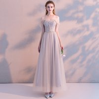 vestido de fiesta sin tirantes de corsé de abalorios al por mayor-2019 Lace Prom Dressess Sweetheart Sexy Strapless Corset Back Beads Tulle Formal Long Evening Maxi Dresses