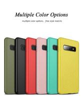 телефоны samsung china оптовых-Samsung Galaxy S10 Plus Galaxy S10 Plus телефон чехол ТПУ силиконовый чехол Samsung S10e сделано в Китае