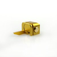 ateşleme anahtarı toptan satış-Açık Alüminyum Taktik Aksesuarları seçin yangın anahtarı Arka Plaka Tam G17 G19 G22 G23 Için Otomatik anahtarı