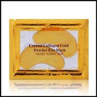 EPACK Crystal Collagen Gold Powder Eye Facial Mask Crystal Facial Mask Moisturizing Anti-aging Face Mask FREE FAST SHIPPING