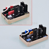 regulador de voltaje para alternador al por mayor-Envío gratuito para Marathon Electric Regulador de voltaje automático AVR SE350 para Stamford Alternador [GY16]