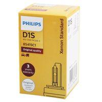 xenon hid d3s bulbos al por mayor-Philips HID D1S D2S D2R D3S D4S D5S 35W Xenon estándar 4200K faro original automático Bombilla de xenón genuina nueva