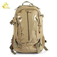 свободные военные рюкзаки оптовых-Free Knight 30L Открытый Военная Сумка Рюкзак Рюкзак Для Кемпинга Треккинг Туризм Военный Рюкзак Мужчины Женщины # 369122