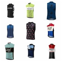 fbcf40ca9 Cycling Jersey 2019 Morvelo Cycling vest Summer sleeveless bike Wear MTB  Ropa Ciclismo Maillot Quick Dry Breathable bicycle shirts K021820