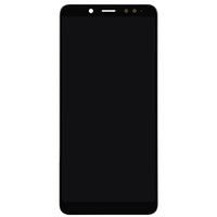 замена lcd для заметок оптовых-For Xiaomi Redmi Note 5 Pro LCD Display Touch Screen Test Good Digitizer Assembly Replacement For Xiaomi Redmi Note5 5.99 Inch