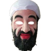mascarillas de celebridades al por mayor-Las nuevas máscaras de Halloween para adultos caliente !!! Celebrity hombre mascarilla máscara completa Cabeza transpirable fiesta de la mascarada de Halloween Látex ornamento real Simular