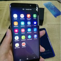 Wholesale russian smartphone for sale - Group buy Cheapest inch Goophone S10 plus S10 GB GB Show GB HD Screen Android G Unlocked SmartPhone Factory Direct