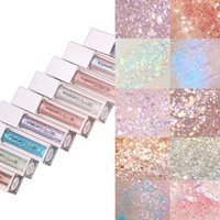 ingrosso perle liquide-Hot Diamond Pearl Liquid Shining Shimmer Glitter Ombretto Pencil Pen Waterproof Shining Liquid Eyeshadow Cosmetics