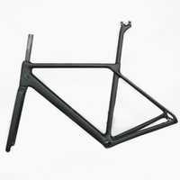Wholesale carbon bicycles for sale resale online - 2019 NEW design light weight disc brake road bicycle carbon frames FM009 popular product for sale