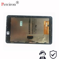 Wholesale nexus display frame resale online - New For ASUS Google Nexus ME370T ME370 ME370TG st Gen G Wifi LCD Display Matrix Touch Screen Digitizer with Frame