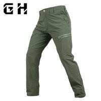 Wholesale formal men s clothing resale online - Spring Summer Tactical Clothing Men Cargo Pants Trousers Army Pants Men s Trousers Live CS Pa Multi pocket