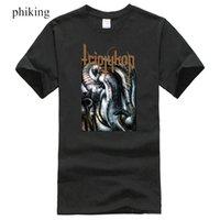 New Triptykon Heavy Metal Band Logo Black T-Shirt Size S M L XL 2XL 3XL