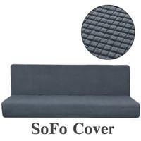 ingrosso coperte di sedia a banchetto blu navy-Fodera per divano in soffice imbottitura stropicciata per soggiorno Fodera universale antiscivolo Fodera per divano stretch sul divano pieghevole angolare