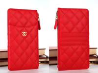 el çantası örtüleri toptan satış-Lüks El çantası Moda telefonu çanta cüzdan IPhone için Klasik Renk X XS XR Xs Max Durumda Deri Kapak Kabuk Kart Tutucu Korumak
