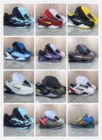 Wholesale basketball shoes limited edition resale online - 2020 New Arrive Limited Edition Sneakers Fashion Basketball Shoes Mens Black And White Blue Graffiti Trainers Sports Sneakers Size