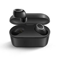 наушники andriod оптовых-D015 СПЦ сенсорный беспроводная связь Bluetooth У5.0 наушники спортивные Bluetooth наушники с коробкой зарядное устройство для iOS и Andriod умных телефонов