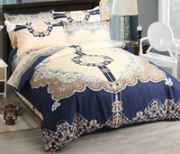 Wholesale chinese pillowcases for sale - Group buy 4 Bedding Set Chinese Tranditional Style Duvet Cover Set Sheet Bedcloth with Pillowcase Full Size
