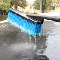 pinceau à long manche achat en gros de-Bouteille en mousse PPA52 de commutateur de débit de poignée de commutateur de flux de voiture de véhicule de nettoyage de brosse de nettoyage extérieur d'outil de voiture de véhicule