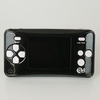 Wholesale 2.5 inch tv resale online - Handheld Game Console for Kids NEW Upgrade QS Series Portable Retro FC Game Console with quot Color LCD and TV Output Function BLACK